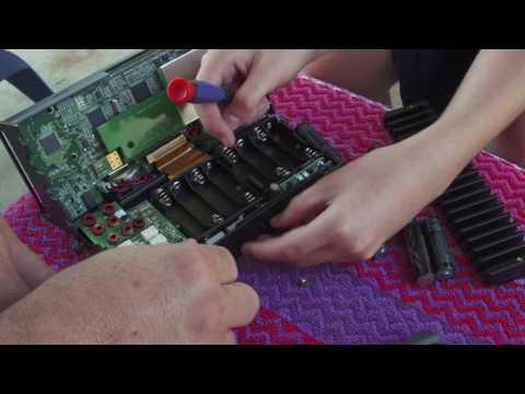 Installing the Cooler KX Plus™ Heatsink on the Elecraft KX3 with KM4IPF