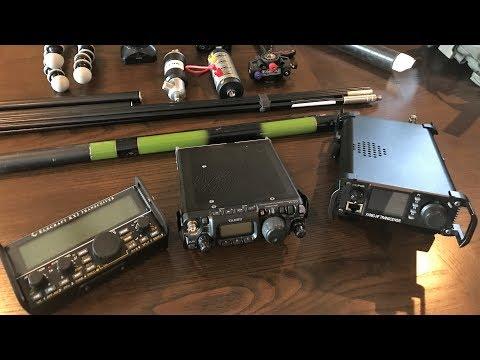ELECRAFT KX2/YAESU FT-817ND/XIEGU X-108G: MY QRP GEAR!