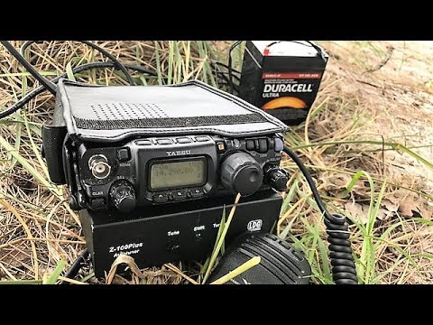 QRP RADIO: ANOTHER DAY AT THE BEACH!