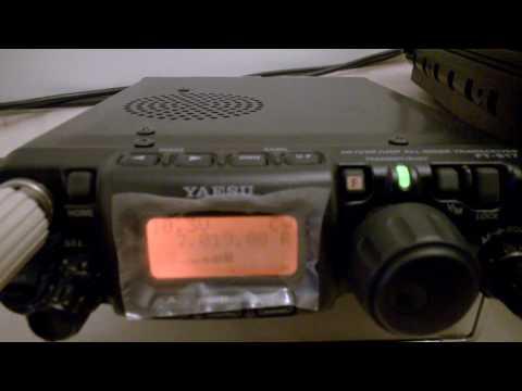 #2 Yaesu FT-897 vs Yaesu FT-817ND vs YouKits HB-1B (CW)