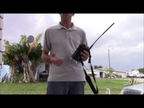 Ham radio HF Go-Kit QRP contacts FT-817 portable communications