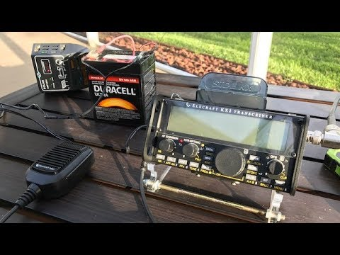 ELECRAFT KX2 & XIEGU-X108G: 40M OMISS NET..ANOTHER ATTEMPT!