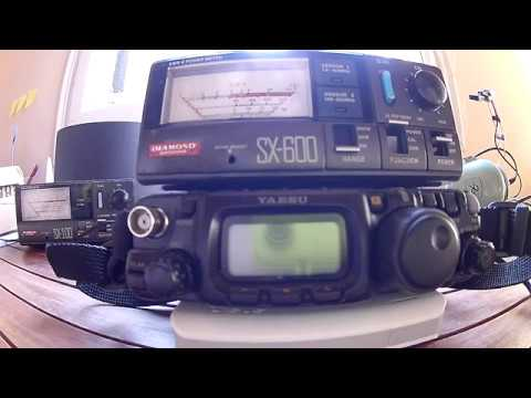 Test Ft-817nd vhf/uhf 27/8/2017