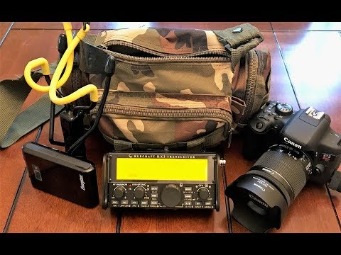 ELECRAFT KX2: SMALL BAG/RANDOM WIRE