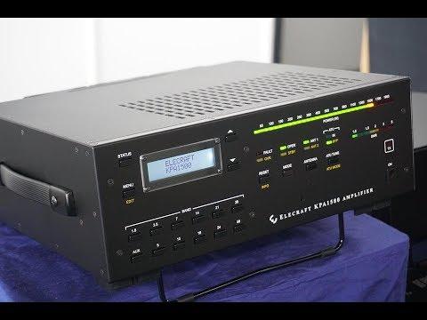 Elecraft KPA 1500 - Solid State Amplifier