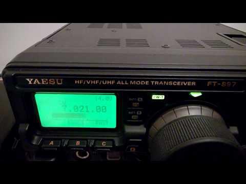 #3 Yaesu FT-897 vs Yaesu FT-817ND vs YouKits HB-1B (CW)